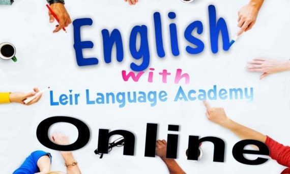 live and Interactive online English course schedule and prices
